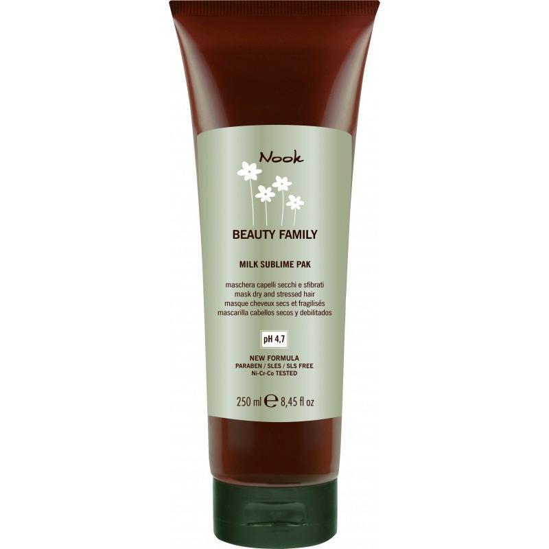 Купить Маска для поврежденных волос Milk Sublime (250 мл, 245), Nook (Италия)