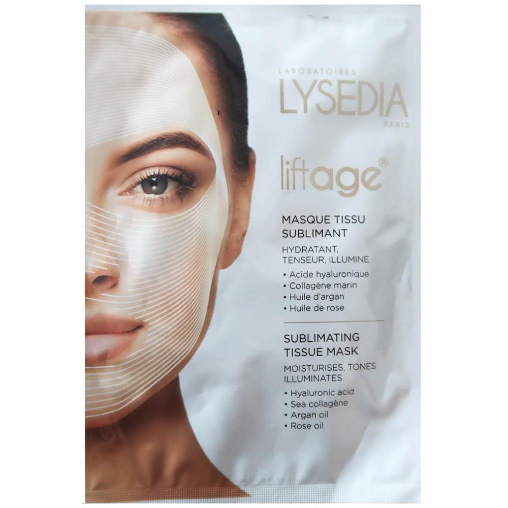 Антивозрастная тканевая маска для лица Liftage Masque tissu sublimant