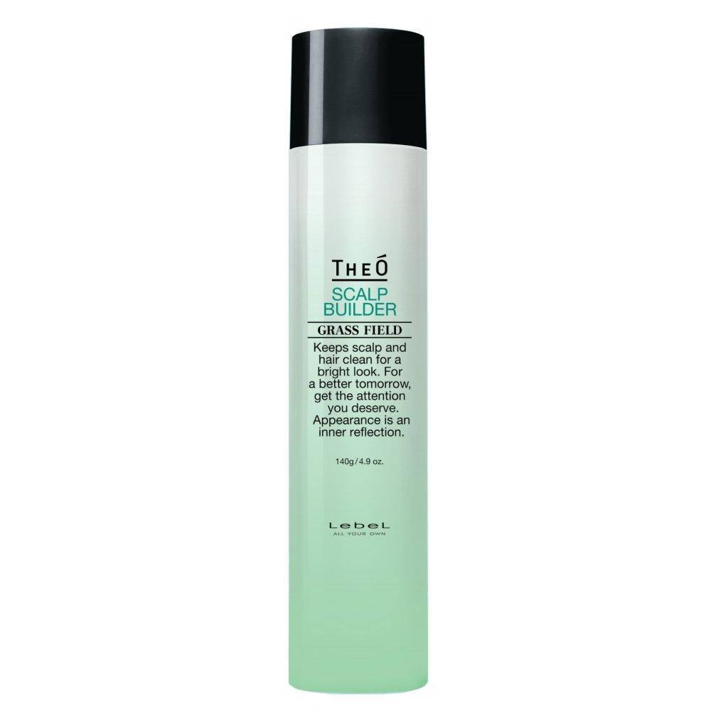 Купить Стимулирующий спрей для кожи головы Theo Scalp Builder, Lebel Cosmetics (Япония)