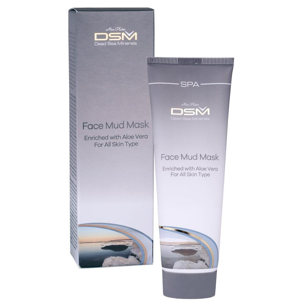 Грязевая маска для лица Dead Sea Minerals (DSM26, 150 мл) фото