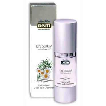 Купить Косметическая сыворотка для ухода за кожей вокруг глаз с витамином С, Mon Platin (Израиль)