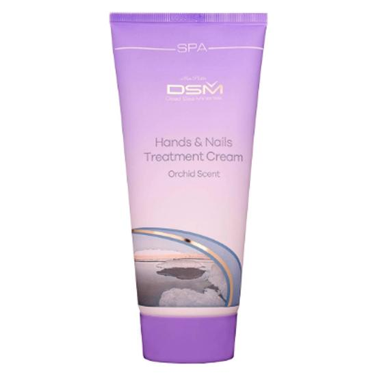 Купить Регенерирующий крем для рук и ногтей с ароматом орхидеи (200 мл, DSM110), Mon Platin (Израиль)
