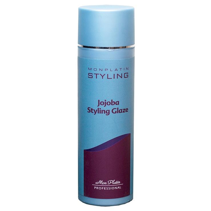 Купить Средство для укладки волос Жожоба глейз (500 мл, MP623), Mon Platin (Израиль)