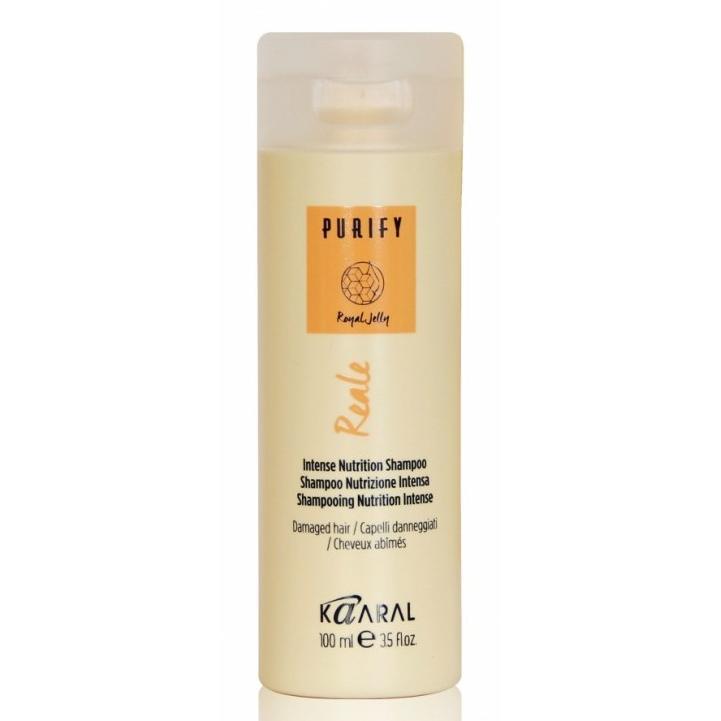 Восстанавливающий шампунь для поврежденных волос Purify-Reale Intense NutritionShampoo