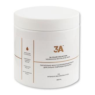 Питательно-восстанавливающая маска для сильно поврежденных волос 3А