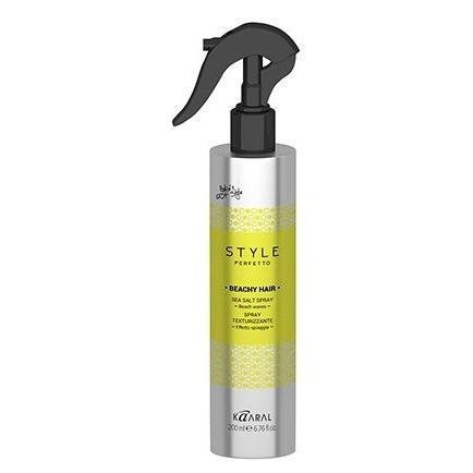 Купить Спрей с морской солью Style Perfetto Beachy Hair Sea Salt Spray, Kaaral (Италия)