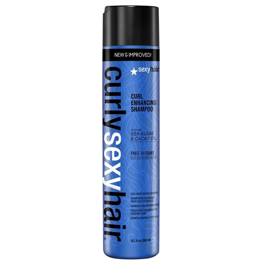 Купить Шампунь для кудрей Curl Enhancing Shampoo (300 мл, 45SHA10), Sexy Hair (США)