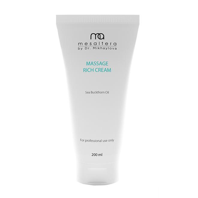 Массажный крем для лица Massage Rich Cream фото
