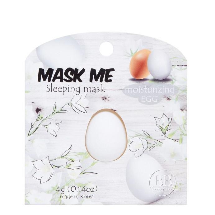Купить Увлажняющая ночная маска для лица Beauty Me, Korea (820817, 04, манго, 1 шт), Beauty Bar (США)