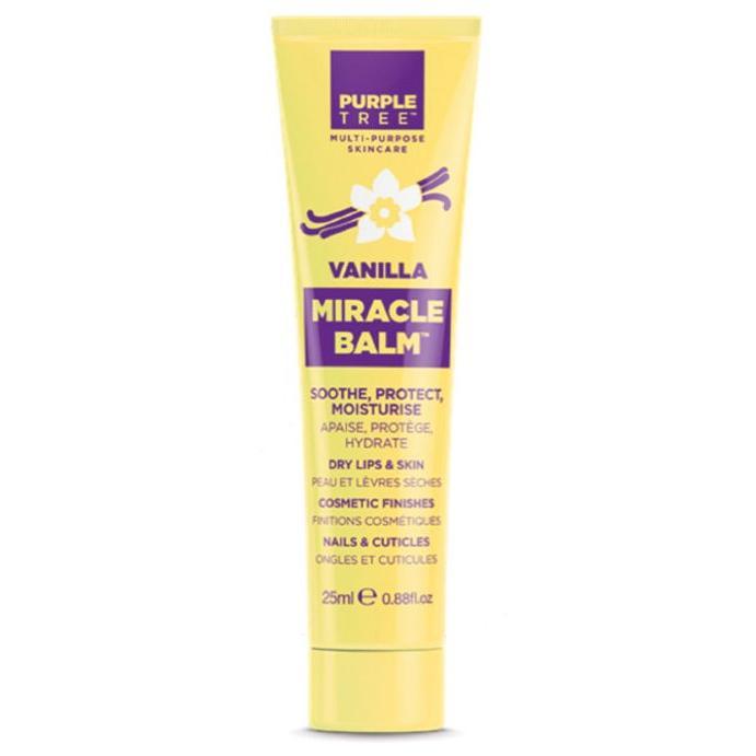 Бальзам для губ Ваниль Miracle Balm Vanilla фото