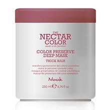 Маска для ухода за плотными и жёсткими окрашенными волосами Color Preserve Deep Mask Thick Hair to preserve cosmetic color