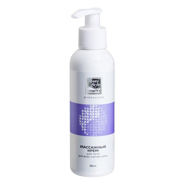 Купить Массажный крем для тела для всех типов кожи (4516013APRO, 150 мл), Beauty Style (США)