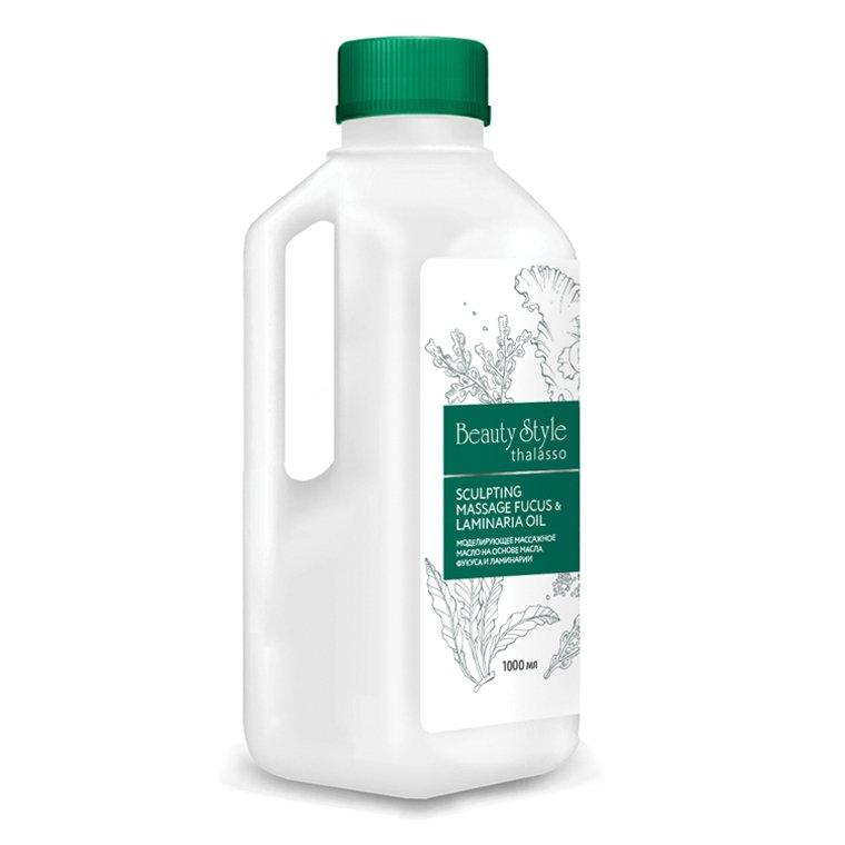 Моделирующее массажное масло на основе масла фукуса и ламинарии Thalasso (4519561PRO, 500 мл) фото