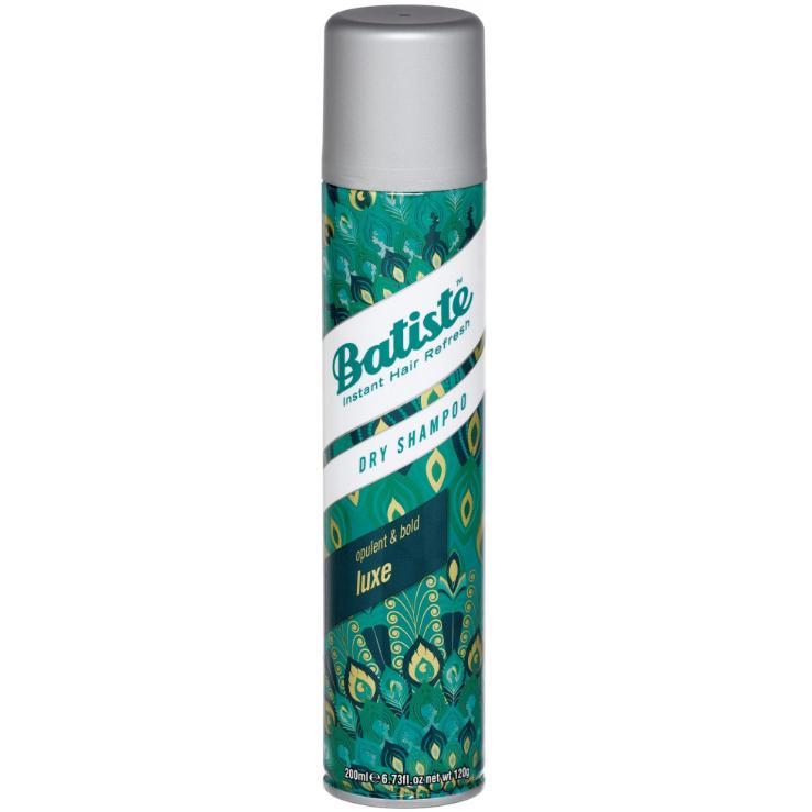 Сухой шампунь с цветочным ароматом Luxe (532256, 200 мл) Batiste